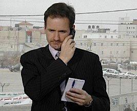 Claudio Pagliara, Amy K. Rosenthal, RAI, TV coverage, Israel