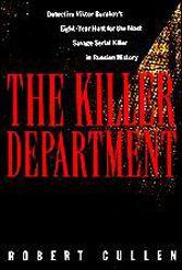 Robert Cullen, Rostov, serial killer, Soviet Union