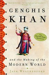Jack Weatherford, Genghis Khan, Stalin, Chaucer