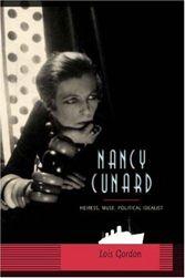 Nancy Cunard, heiress, Cunard Line