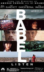 Marcia Yarrow, Alejandro González Iñárritu, Babel