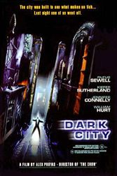 Marcia Yarrow, Dark City, Alex Proyas,