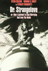 Marcia Yarrow, Kubrick, Dr. Strangelove, Cold War, Peter Sellers