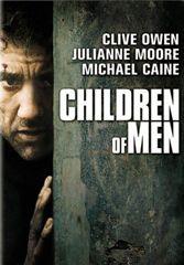 Alfonso Cuarón, Marcia Yarrow, science fiction, Clive Owen, P.D. James