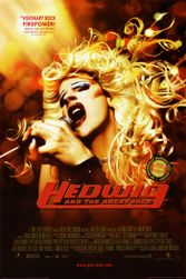 Marcia Yarrow, John Cameron Mitchell, Hedwig, musical, transsexual