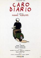 Nanni Moretti, Caro Diario, Rome, Fellini, Vespa