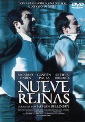 Fabián Bielinsky, Nine Queens, Buenos Aires, thieves, stamps, Argentine cinema
