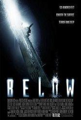 Below, submarines, ghosts, Darren Aronofsky, Olivia Williams, Bruce Greenwood, World War II