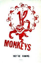 Modern plague, time travel, Twelve Monkeys, Terry Gilliam, animal experiments