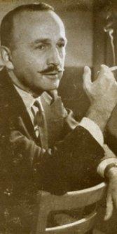 Dust jackets required a Humphrey Bogart look.