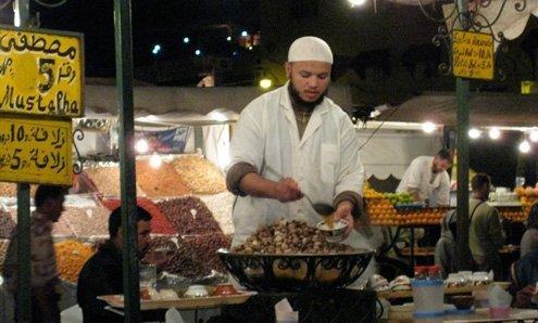 Bienvenue à Marrakech!