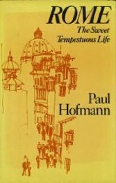 Hoffmann's hard-to-find Rome homage makes eternal seem like a dirty word.