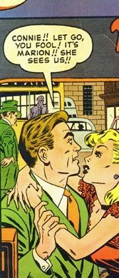 Romance Comics peaked in the early 50s.