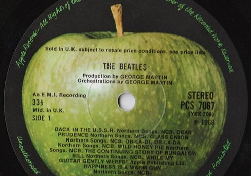 The Beatles, 1968: Apple Records