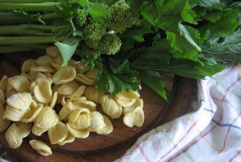 Make sure to cook the pasta al dente.