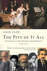 The late Israeli writer Amos Elon provides a history for the ages — literally.