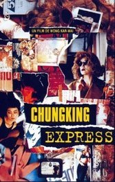 Wong Kar-wai burrows winningly into quirky love lives of Hong Kong cops.