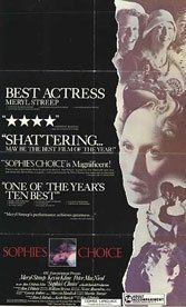 Meryl Streep's Sophie Zowistowska is among the greatest-ever film renderings.
