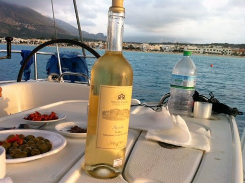 Ansonica or Inzolia is a white Italian wine grape planted primarily in western Sicily.