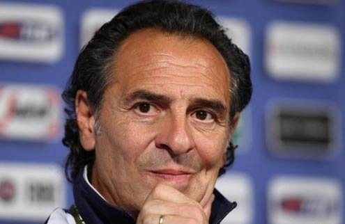 Italy manager since 2010.