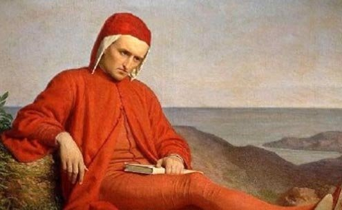 "Dante Alighieri was the first ""high Italian"" poet."