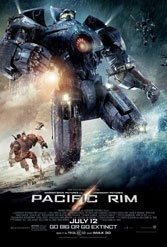 Pacific Rim: Aside from monsters and humaniods, Guillermo del Toro's sci-fi is brain dead.