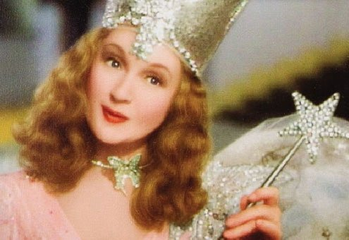 Good witch Glinda.