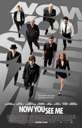 Now You See Me: Louis Leterrier's magic tricks caper flick has Hitchcock verve and wit to spare.