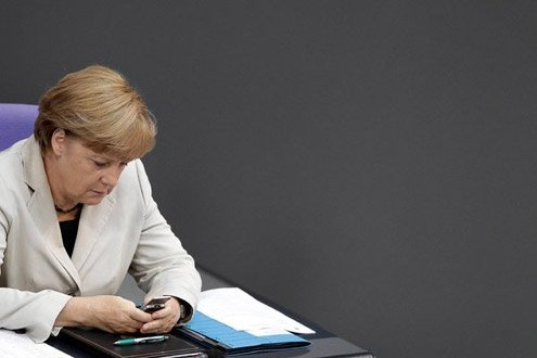 Chancellor Angela Merkel's response represents a difference in cultural approach.