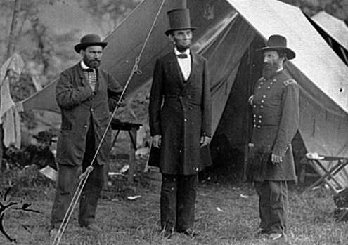 Four score and seven years ago our fathers brought forth on this continent, a new nation...