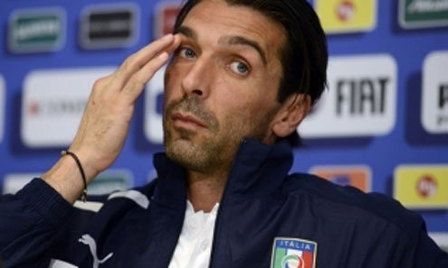 Gigi Buffon has anchored Juventus in goal for 15 years.