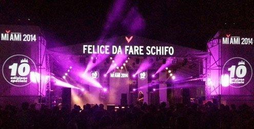 Held at Circolo Arci Magnolia, a tented venue near the manmade Idroscala Lake on the outskirts of Milan.