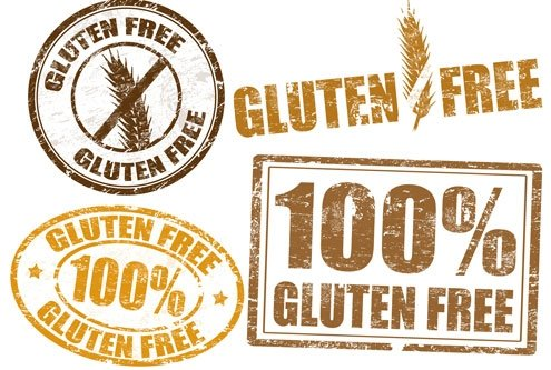 Gluten-free products have even entered the hair care market.
