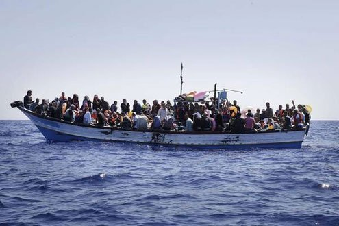 For migrants, the sea crossing can be a literal killer.