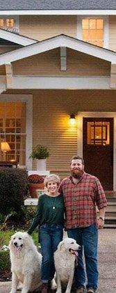 "HGTV sells the ""joys"" of home transformation."
