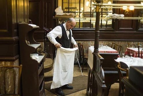 For some, being a waiter isn't a passing job but a life's vocation.