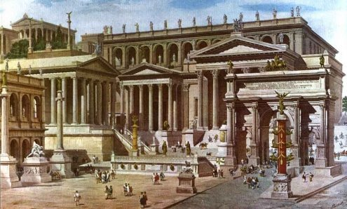Ancient Rome from a slave's perspective.