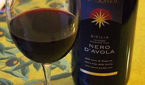Often the only Sicilian wine on an Italian menu.