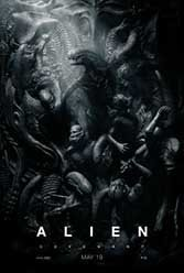 "Michael Fassbender steals the show (twice over) in Ridley Scott's latest ""Alien"" prequel."